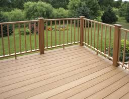 ultradeck rustic low maintenance composite decking at menards