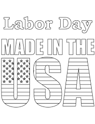 Click To See Printable Version Of Labor Day