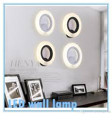 2018 led wall light modern luxury powerful bright led bathroom