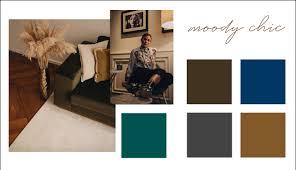 interior farben so richtet wohnungen nach farbwelten