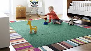 flooring comfortable family room design with flor carpet tiles