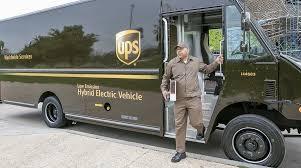 100 Ups Truck UPS Walmart Find Electric Vehicles Offer Benefits Opportunities