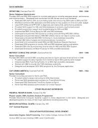 Technical Writer Resume Examples Sample Cal Resumes Example Content