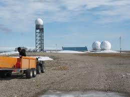 100 Bray Island DEW Line Site Baffin Region Canada