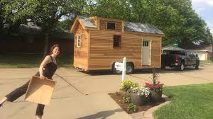 100 Two Men And A Truck St Louis Mo Woman Has Tiny House Olen By In Ford Pickup
