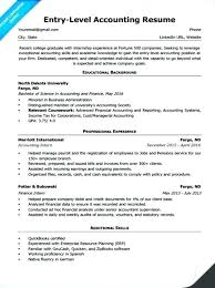 Entry Level Resume Examples 2016 And Resumes For Jobs