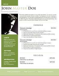 free creative resume templates docx resumedoc uxhandy