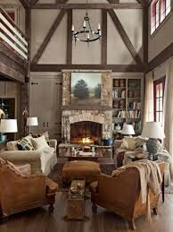 Rustic Lake House Decorating Ideas Country Living Room Decor Furniture For Cheap