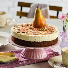 birnen torte rezept backen de