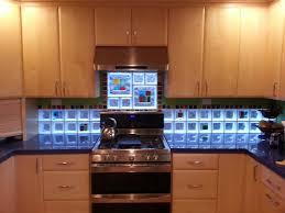 Kitchen Backsplash Ideas With Oak Cabinets by Interior Astounding Backsplash Ideas For Small Kitchen With Blue