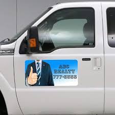100 Business Magnets For Trucks Amazoncom VWAQ Custom Vehicle Set Of 2 Full Color Print