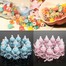 Meigar Mini Cute Rattles For Baby Shower Favors Party Decorations Girl Boy Christening Suppliesabout 12 Pcs Christmas Christmas Gift