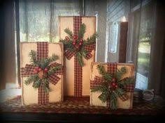 1000 Ideas About Wooden Christmas Crafts On Pinterest