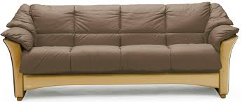Stickley Audi Leather Sofa by Stressless By Ekornes Furniture Oslo Collection Sofa In 3 And 4
