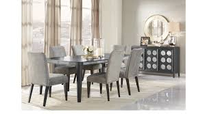 Picture Of Eric Church Highway To Home Silverton Sound Graphite 5 Pc Rectangle Dining Room From