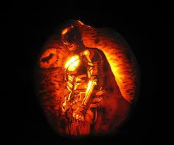Penguin Halloween Pumpkin Stencil by Halloween Pumpkin Carving