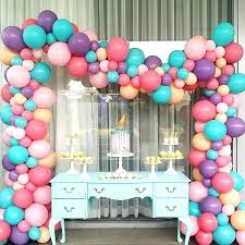 Balloon Decorating Ideas Easy Decoration For Birthday Party At Home Simple Decorations Now