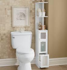 Short Narrow Floor Cabinet by Best 25 Narrow Bathroom Cabinet Ideas On Pinterest Tall