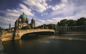 100 Water Bridge Germany Wallpaper Berliner Dom River Bridge 1920x1200 HD