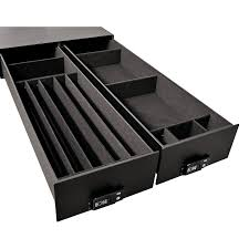 Tuffy® 257-4789481400025001 - Heavy Duty Truck Bed Security Drawers Decked Adds Drawers To Your Pickup Truck Bed For Maximizing Storage Adventure Retrofitted A Toyota Tacoma With Bed And Drawer Tuffy Product 257 Heavy Duty Security Youtube Slide Vehicles Contractor Talk Sleeping Platform Diy Pick Up Tool Box Cargo Store N Pull Drawer System Slides Hdp Models Best 2018 Pad Sleeper Cap Pads Including Diy Truck Storage System Uses Pinterest