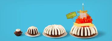 Nothing Bundt Cakes Home