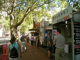 Downtown Portland Food Cart Row (1280×960) | Mobile Food Pods, Rows ... Food Carts In Dtown Portland Sarah Murphy Travel Pinterest Fire Erupts Dtown Cart Pod Eater 14 Mdblowing Carts How Much Does A Truck Cost Open For Business Portlandoregonusa Love Belizean By Tiffany Kickstarter Aarons Adventures Reviews Spicy Challenges Misadventures With Miso Winner First Cart Explosion Fire Youtube