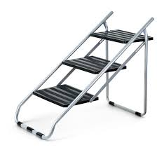 Metal Folding Pet Steps - 608632, Pet Accessories At Sportsman's Guide