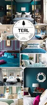 Color Choice Teal Bedroom Ideas