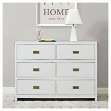 Monterey 6 Drawer Dresser Target by Baby Relax Miles Campaign Dresser White Target Project