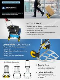 Amazon.com : Mount-It! Folding Hand Truck And Dolly, 264 Lb ... Import What Is The Meaning Of Word Import Conscious Lifestyle Hand Trucks Moving Supplies The Home Depot Amazoncom Harper 800 Lb Capacity Steel Appliance How To Transport A Fridge By Yourself Part 1 Youtube Electric Stair Climbing Truck Electrics 2018 Best Choice Products 330lbs Platform Cart Folding 5 You Must See Stairclimber Wikipedia Pallet Jack Collapsible Alinum At Ace Hdware