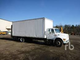 100 Used Box Trucks International Van In Maryland For Sale