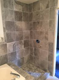 Custom Shower Remodeling And Renovation Wall Seattle Tile Installation