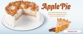 Pumpkin Pie Blizzard by Dairy Queen Thanksgiving Day Cakes Order Online Milwaukee Pickup