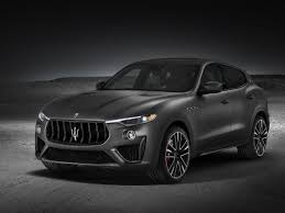 100 Maserati Truck 2019 Levante Trofeo First Review Cars Pinterest
