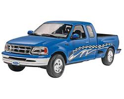 1/25 1997 Ford F150 Xlt By Revell [RMX857215] | Toys & Hobbies ... Buy Now Rigo Kids Rideon Car Licensed Ford Ranger Truck Battery Fisherprice Power Wheels F150 Powered Riding Toy Rc Lightning Svt S Team Roller Rtr Landoffroad Raptor Model Alloy Diecast 132 Soundlight Toys Two Lane Desktop Hot 2017 And Greenlight Fast 116 Scale Remote Control Vehicle Toysrus Of The Day Walmart Exclusive Sam Walton 79 F Denx Precision 124 1979 Pickup Police 114 Electric Monster Desert Body Clear By Proline Models