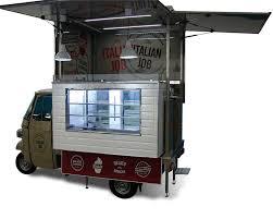100 Food Trucks For Sale Miami Ice Cream Van Piaggio Italian Job