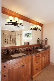 cabinets dynasty by omega uliano door in cherry wood and wheat