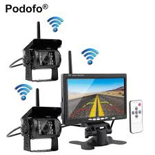 2018 Car Wireless Dual Backup Cameras Parking Assistance Night ... Blackvue Dr650gw2chtruck And R100 Rearview Kit In A Fleet Truck Adding Backup Camera To Your With Tailgate Handle Safesight Sc9002hd Hd System Rvs Trucks Vans Toyota Tundra Oem Ingrated Rearview Rear 9 Dvr Vehicle Monitor 4 Cameras Kits With Recording Split Screen Rv Bus Van Car Ir Back Up Night Vision System7 New Ram Tradesman Installation Youtube 2012 1500 Rydeen Mirror Install Truckin Magazine Svtcam Sv928wf Wireless For Uckrvcamptrailer Cheap Best Aftermarket Find