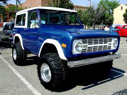 100 Small Ford Trucks Blue And White Two Tone Bronco My Favorite Color Combo