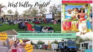 Peoria Monthly Food Truck Movie Night! - Family Friendly Calendar