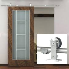 Inside Sliding Barn Door Wood For Closet Step By Image Of Picture ... How To Install The Rolling Barn Door Simple Smooth Ohsoeasy Large Sliding Doors From Brown Old Wood With Diagonal Accent 20 Home Offices With Diy Interior The Wooden Houses Styles Beautiful Style For Bring Inside Overlapping Hdware Pass Design Double Tutorial H20bungalow Fniture New Ideas House Living Room Awesome Frosted Glass Decor