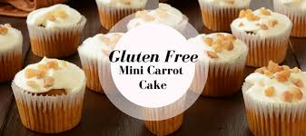 Gluten Free mini carrot cake 900x400