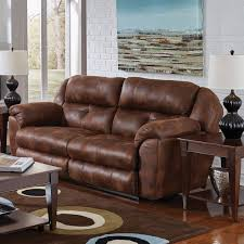 Catnapper Power Reclining Sofa by Ferrington Power Lay Flat Reclining Sofa With Power Headrest In