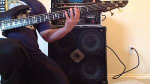 2x10 Bass Cabinet Shootout by Swr Goliath Ii Youtube