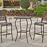 Bar Height Bistro Patio Set by Amazon Com Bar Height Patio Furniture Sets Patio Furniture