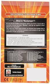 Trial Deck 9 by Amazon Com Future Card Buddyfight Bfe Td01 Dominant Dragons Trial