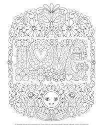 Amazon Power Of Love Coloring Book Is Fun 9781497203204 Thaneeya Mcardle Books