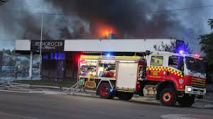 100 Fire Truck Sirens Five Days The Sound Of Sirens Goulburn Post