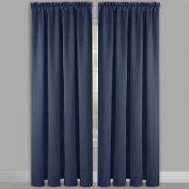 Sundown By Eclipse Curtains by Solid Curtains Solid Drapes U0026 Curtain Panels Christmas Tree