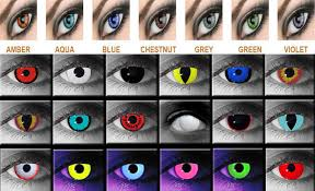 Cheap Prescription Colored Contacts Halloween by 13 Cheap Prescribed Halloween Contacts Galaxy Eyes Colored